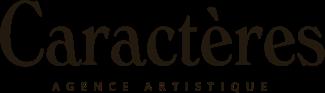 Caractères - Agence Artistique